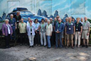 Lions Seniorenfahrtraining  am 14.6.2015